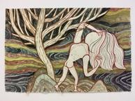 windblown tree, Emma Talbot