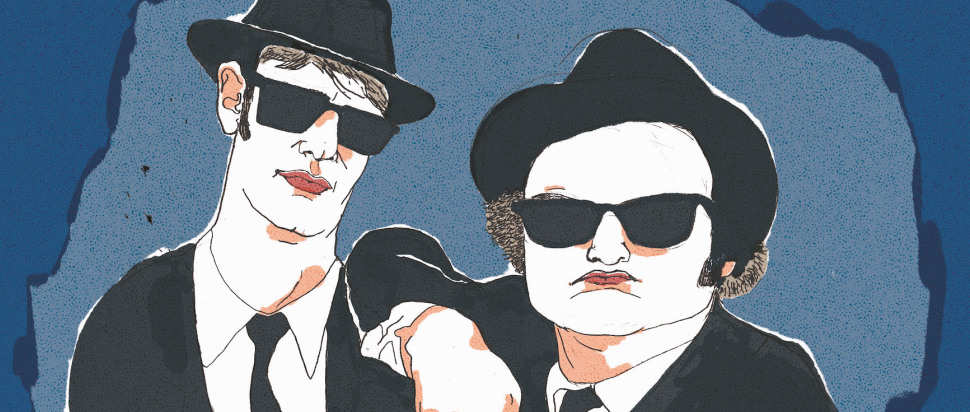 ICYMI Blues Brothers