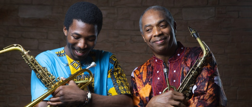 Femi and Made Kuti