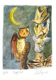 Night Owl, John Byrne