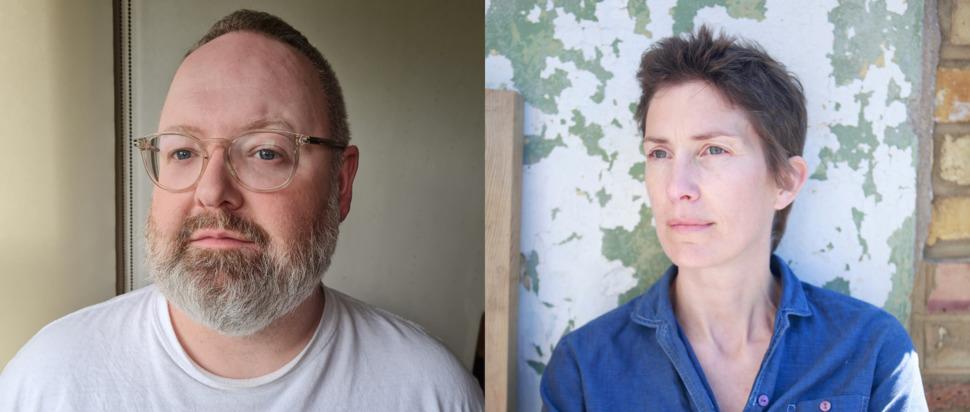 Scott Duncan and Vinca Petersen
