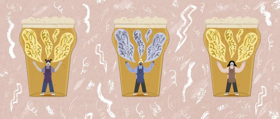 Harassment in beer