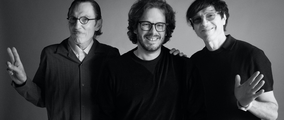 Edgar Wright and Sparks