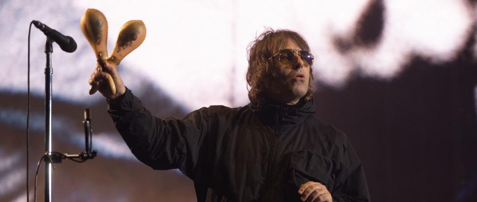 Liam Gallagher live at TRNSMT, Glasgow, 11 Sep 2021