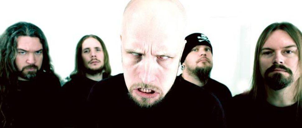 Meshuggah 2008