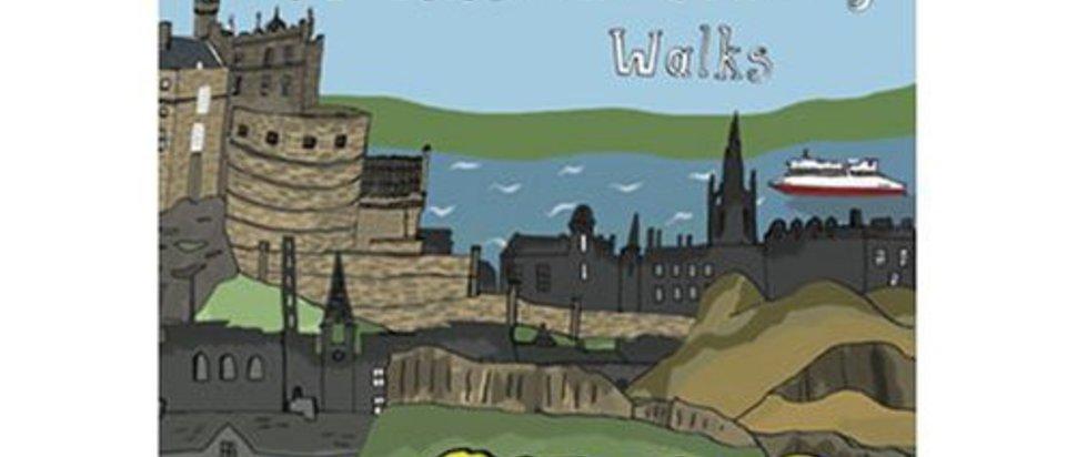 Edinburgh: 40 Town and Country Walks