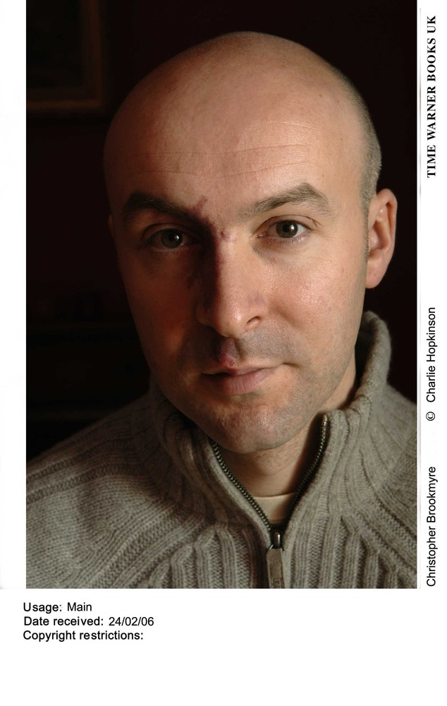 Pic of Christopher Brookmyre