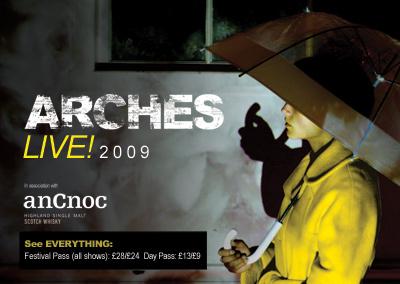 Arches Live