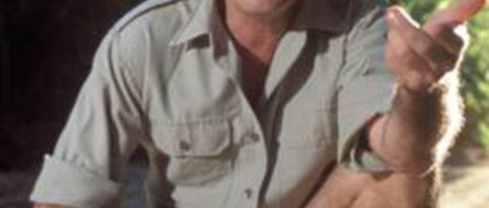 Bush Tucker Man