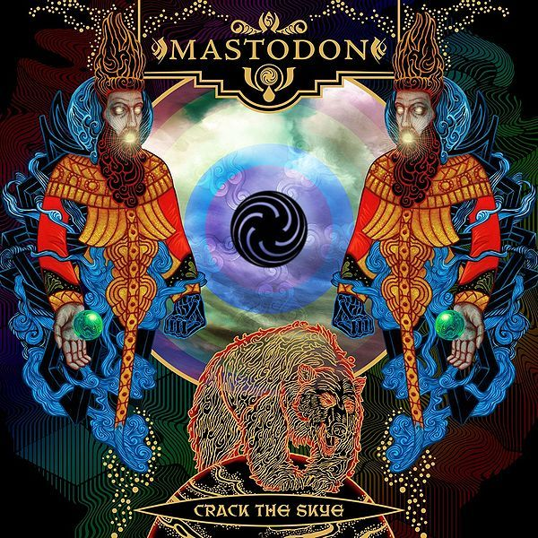 Mastodon- Crack the Skye