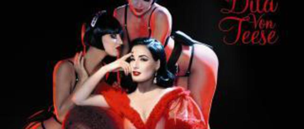 Dita Von Teese At Crazy Horse