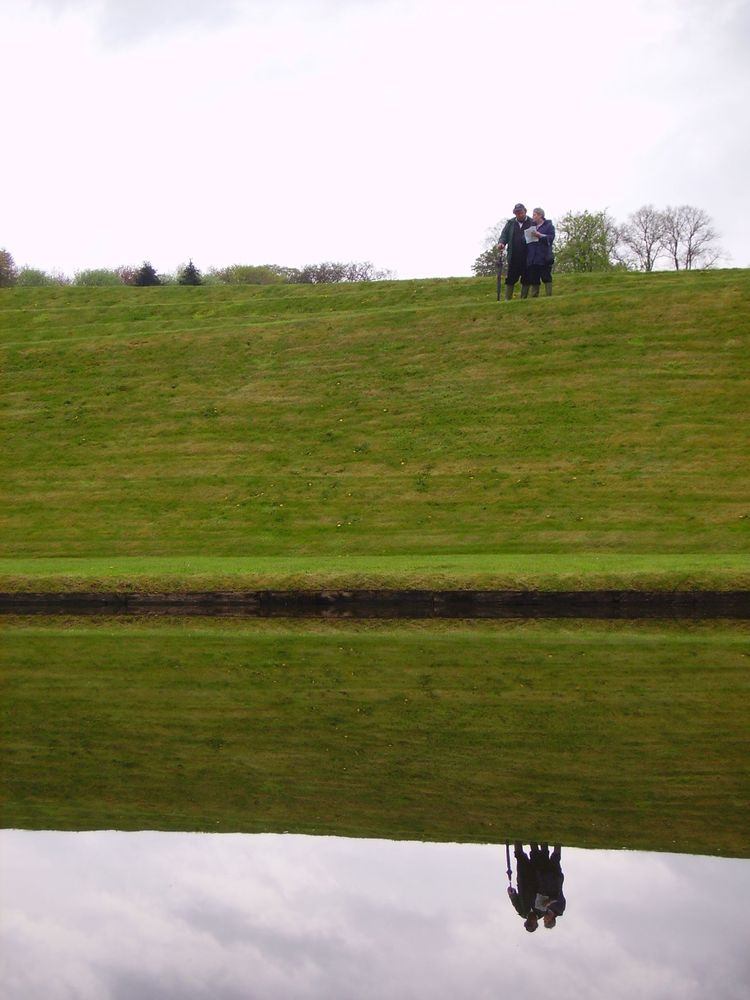 Charles Jencks' Garden of Cosmic Speculation