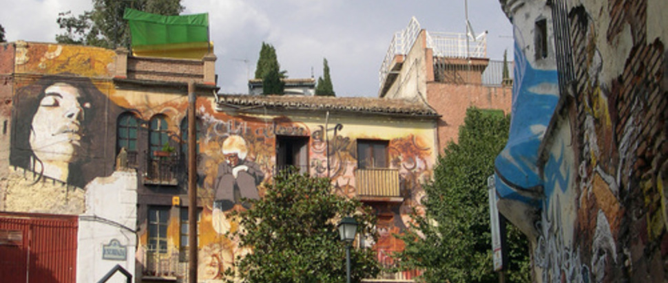 El Nino de las Pinturas