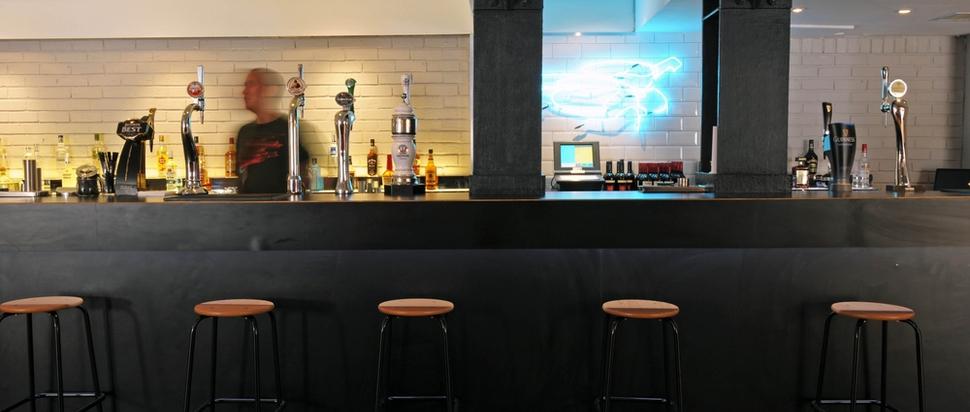 The Pioneer Bar