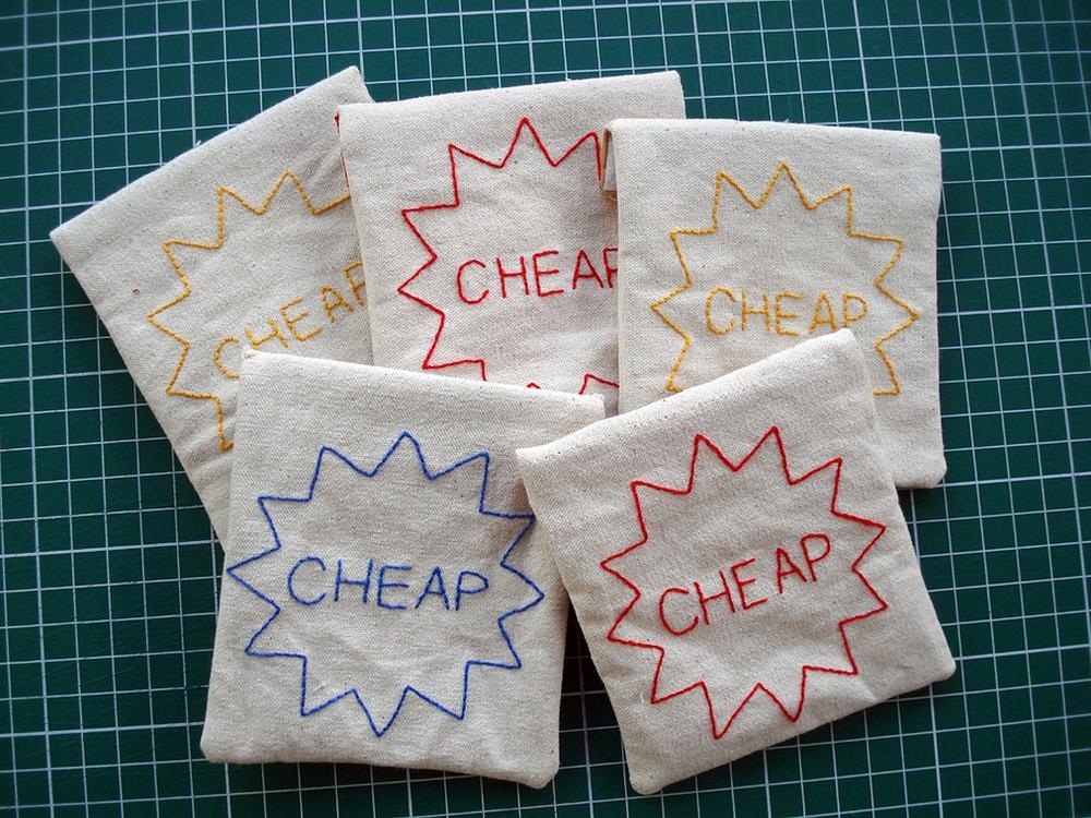 """""""Cheap"""" coin purses"""
