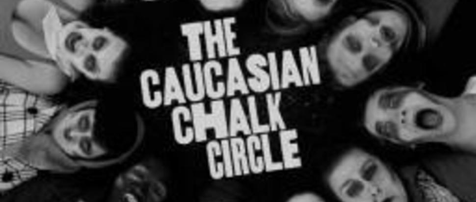 Chalk Circle of Faces