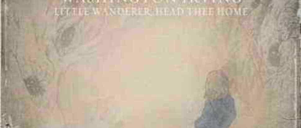 Washington Irving – Little Wanderer, Head Thee Home