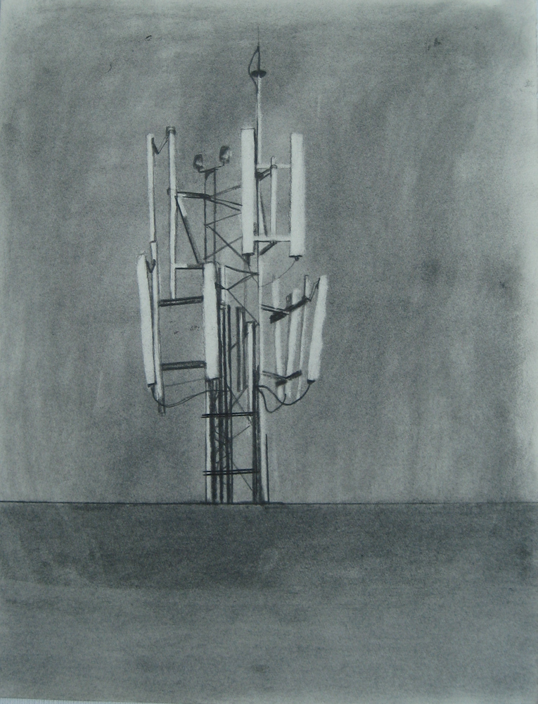 Mobile Masts, Drawing 2010