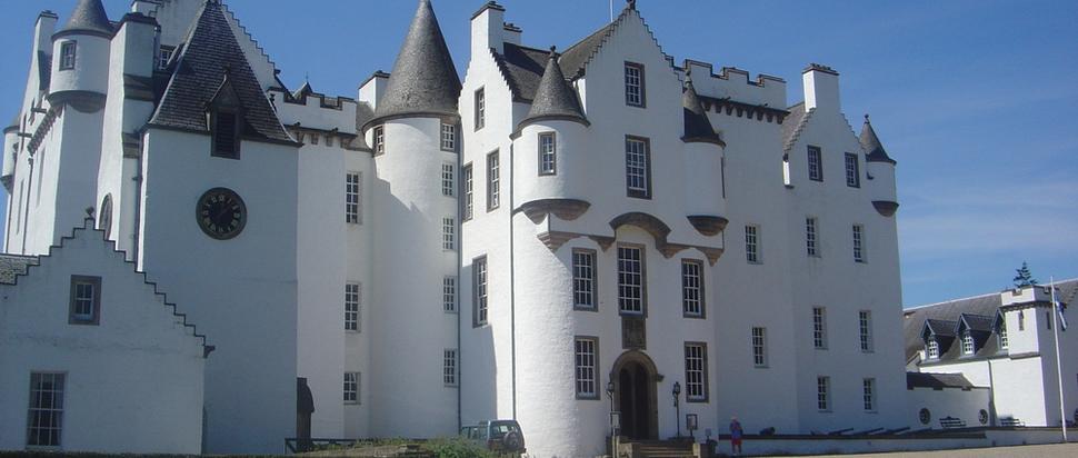 Go Away  - To Blair Castle