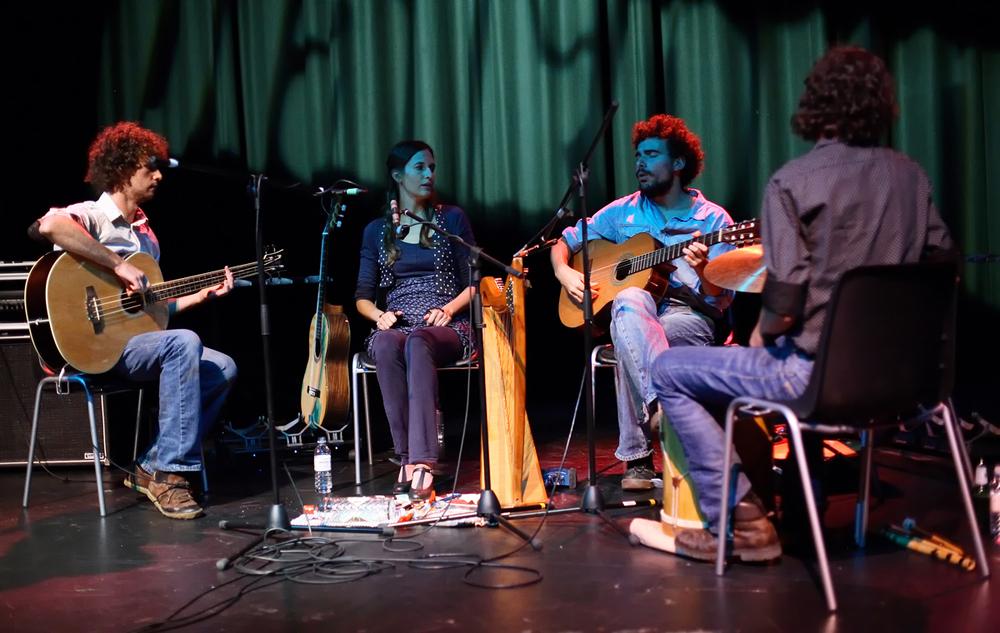 Josephine Foster & The Victor Herrero Band
