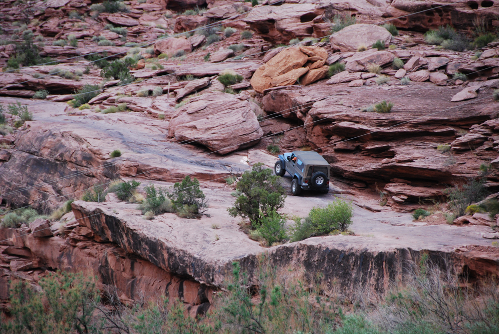 ATV safari, head for heights required