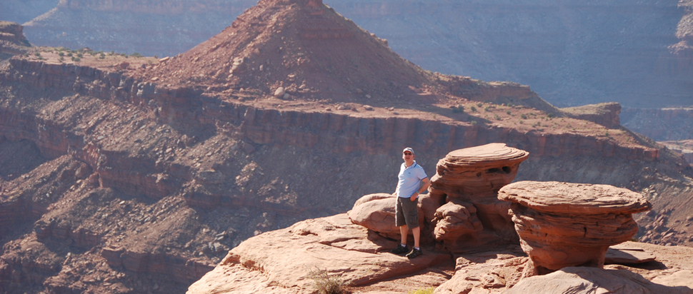 Dead Horse Point – Grand Canyon Lite