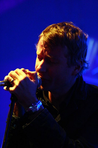 The National @ T in the Park 2008