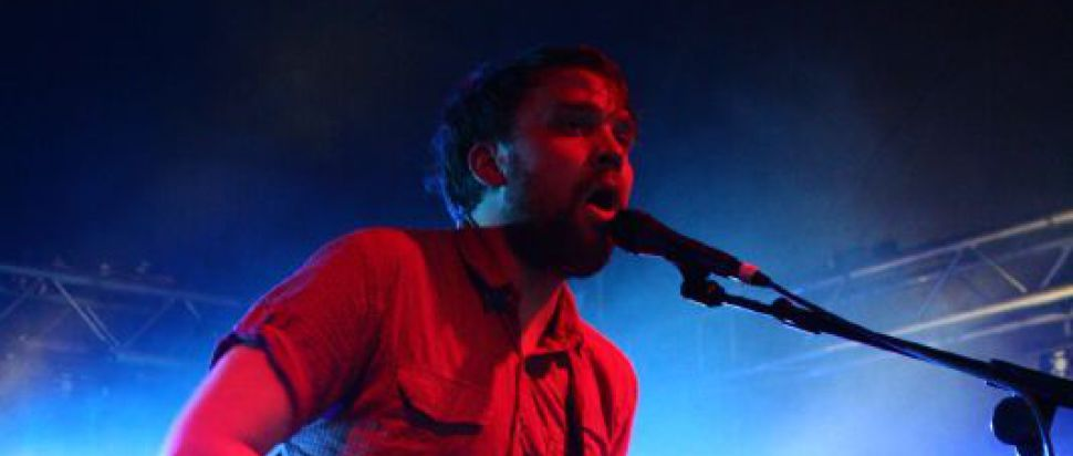 Frightened Rabbit@ T In The Park 08