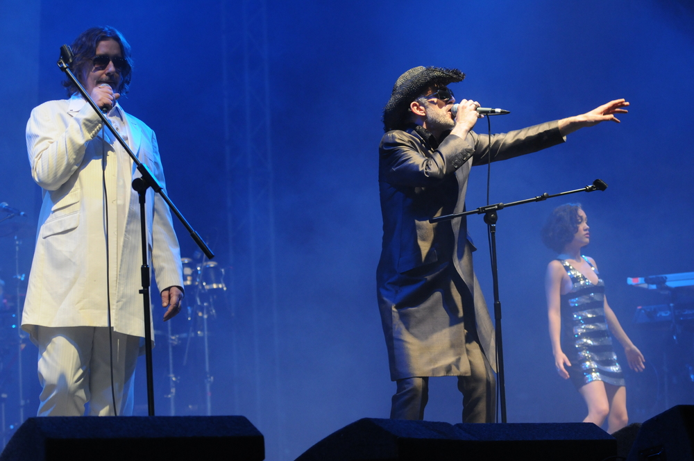 Alabama 3 @ T in the Park 2008