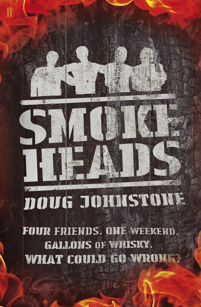 Smokeheads by Doug Johnstone