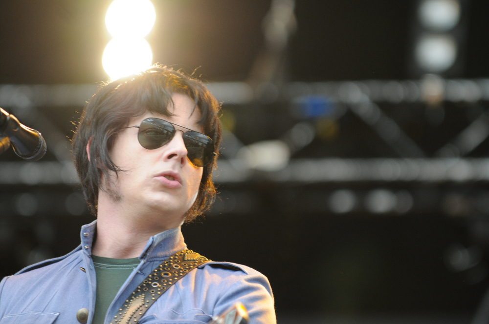 The Raconteurs @ T in the Park 2008