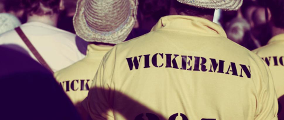 Wickerman crowd