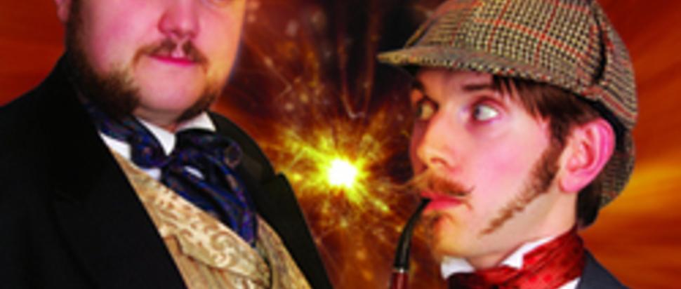 Morgan & West: Crime Solving Magicians