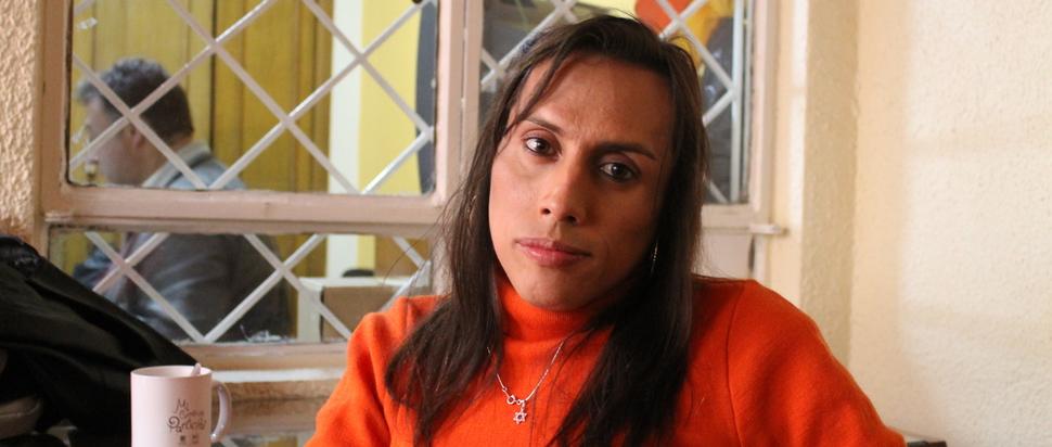 Laura, Trans Activist