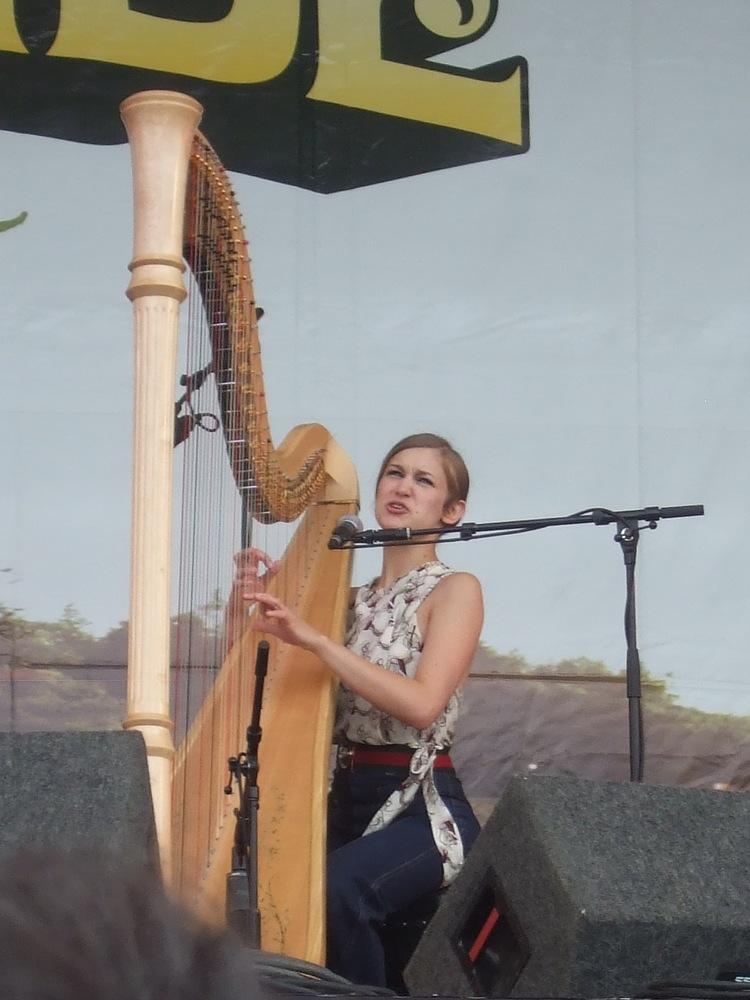 Joanna Newsom @ Latitude 2008