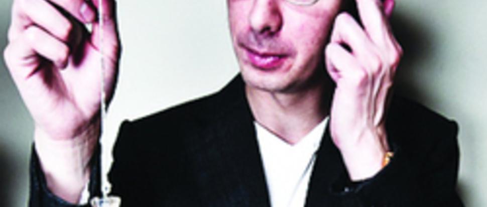 Nathan Penlington: Uri and Me