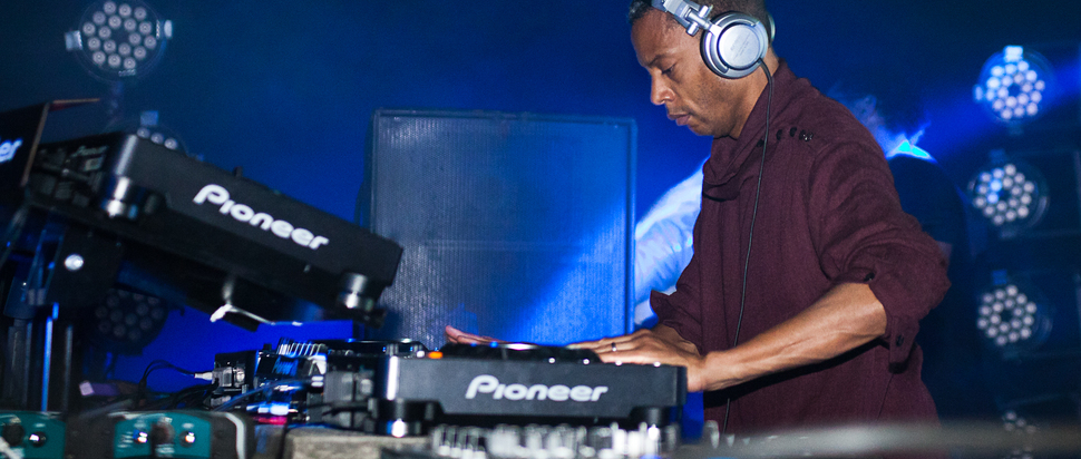 Electric Frog Jeff Mills