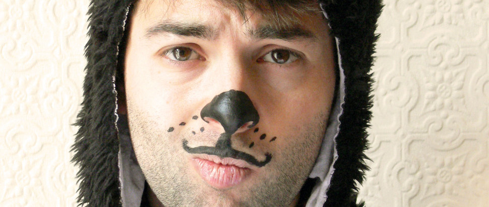 Bear costume - Ray
