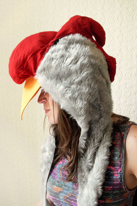 Rooster costume - Ros