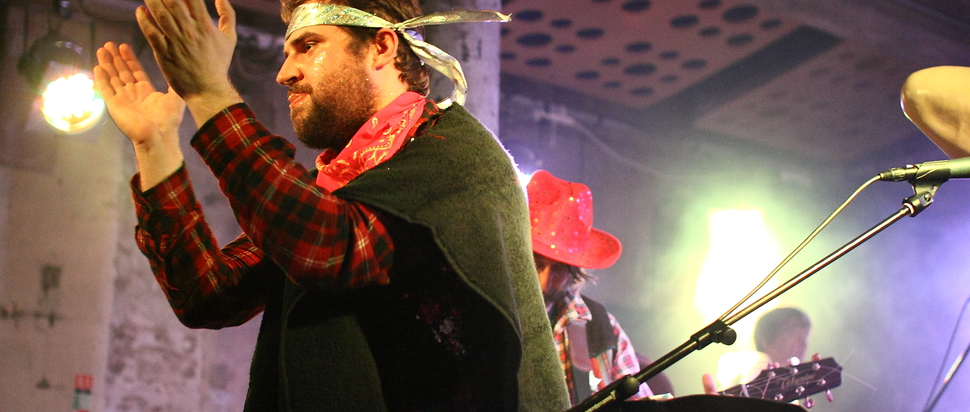 The Pictish Trail and King Creosote