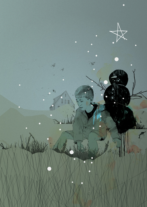 Christmas Card Steven Jarvis