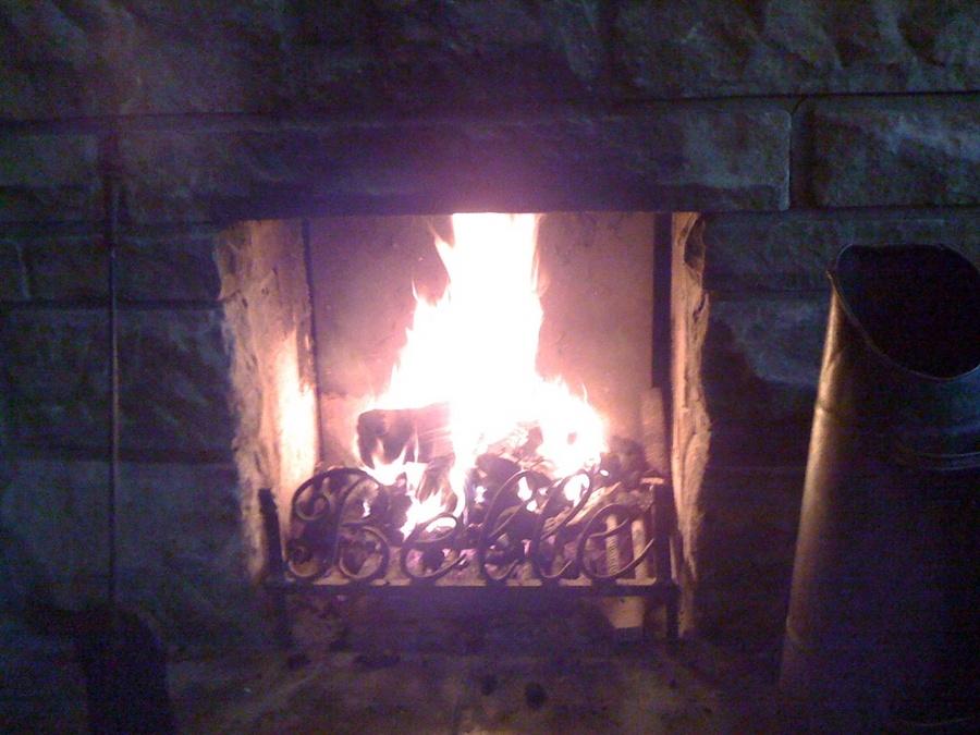 Belle fire