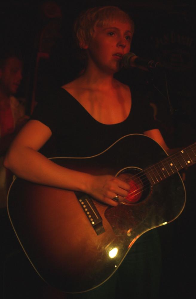 Laura Marling at Bannermans Edinburgh