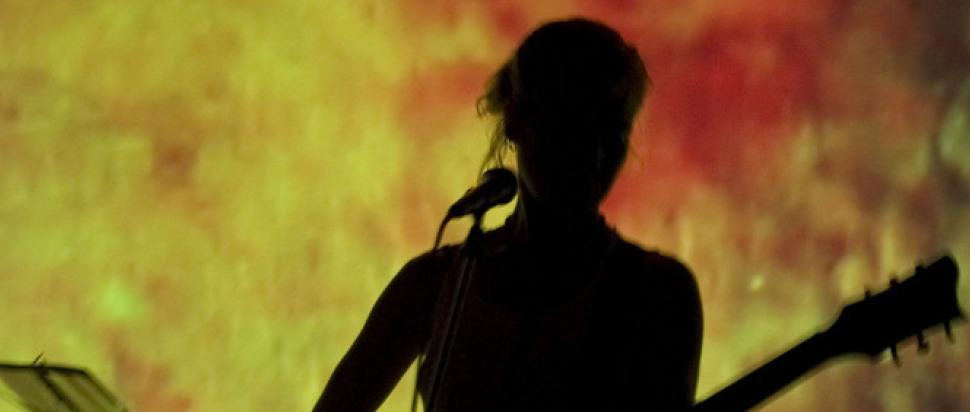 Kristin Hersh Paradoxical Undressing Cabaret Voltaire 13 Aug