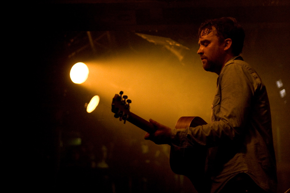 Frightened Rabbit @ The Liquid Room