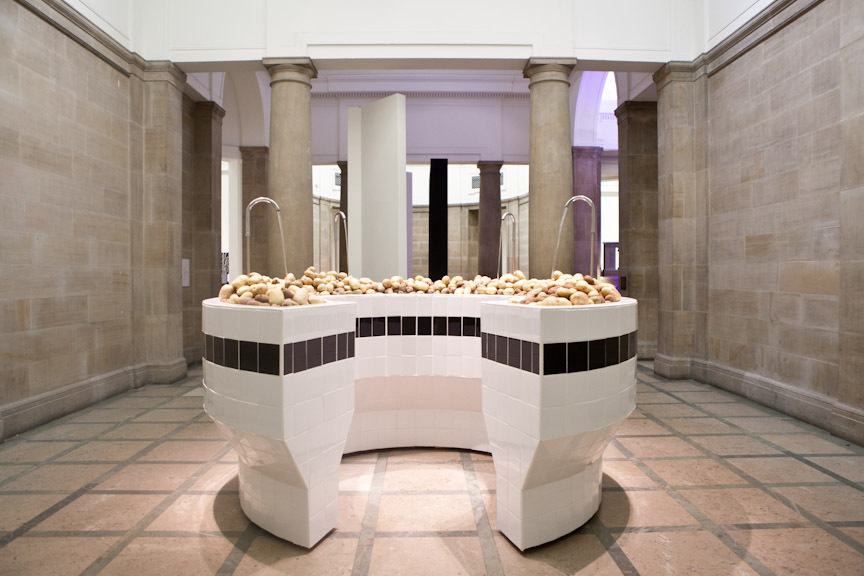 Andrew Peter Mason, Potato Fountain