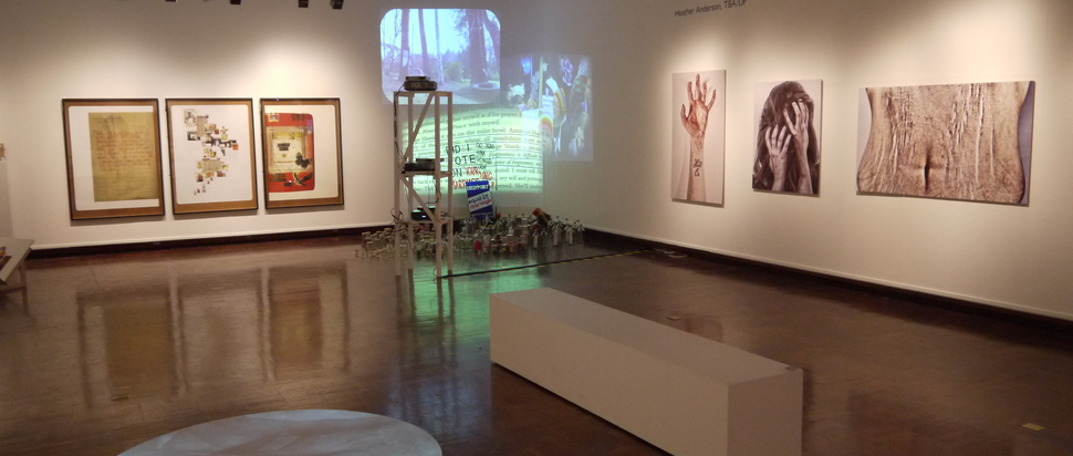 Copper Gallery install