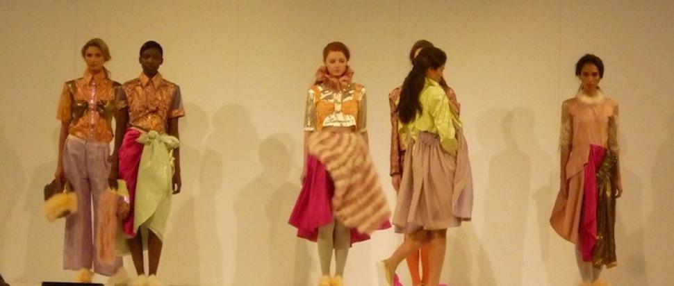 ECA Graduate Fashion Show