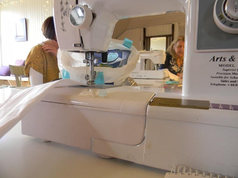 Jennie Loof Sewing Class