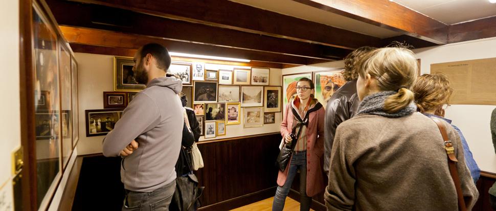 Leith Late - Barbers Salon